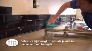 Keukenkasten en werkblad plaatsen klustips gamma belgië