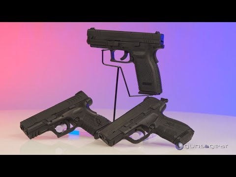 Springfield Armory XD Family - Conceal Carry Tip? Extra Mags!: Guns & Gear| S9 E6
