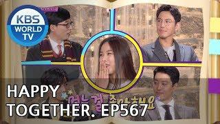 Happy Together I 해피투게더 - Cha Eunwoo, Jo Yoonhee, Lee Donggun, Choi Wonyoung, Etc  Eng/2018.12.27
