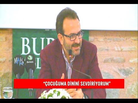 """Çocuğuma Dinini Sevdiriyorum: """"Peygamber Sevgisi"""" - Musa MERT (BURSA TV Haber)"""