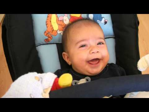 Baby lachen lustig – lachendes Baby – lustiges Video