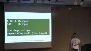 Ange Albertini: Funky File Formats