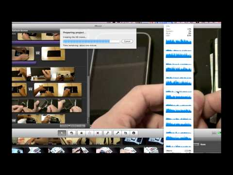 iMovie Exports Faster in Snow Leopard!