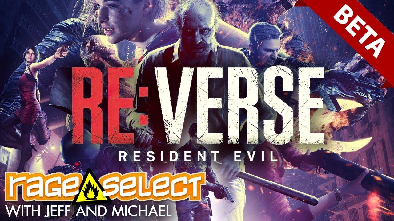 Resident Evil Re:Verse - Open Beta (The Dojo) Let's Play