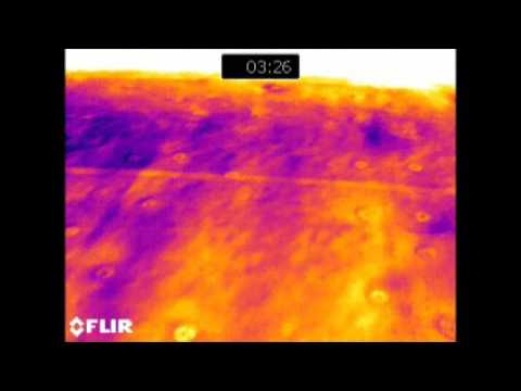 YouTube Fire Barn Infrared Roof Scan, June 7, 2017