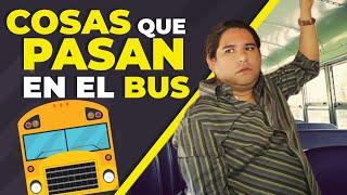 Cosas que pasan en el bus - JR INN
