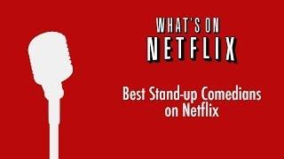 Top 5 British Stand-Up Comedians on Netflix