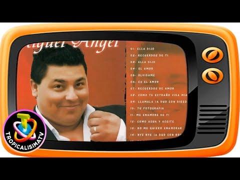 Miguel Angel - Enganchados - Cd Completo