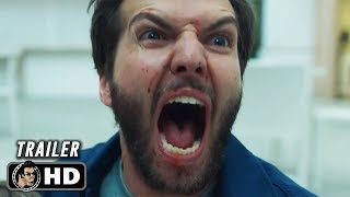 THE FEED Official Trailer (HD) David Thewlis