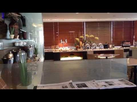 Intercontinental Hotel Manila Club Lounge by HourPhilippines.com