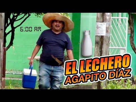 El lechero - Agapito Diaz  | JR INN