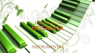 Kirk Franklin - Hosanna Instrumental Track