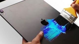 My First Custom IPAD!! (SATISFYING)