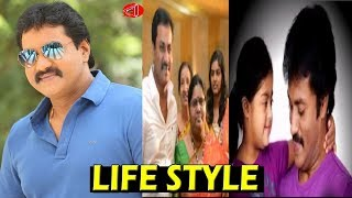 Hero Sunil RARE and Unseen FAMILY Photos | Sunil Wife Sruthi Photos | Gossip Adda