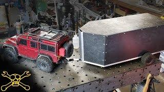 How To Build An RC Car Trailer