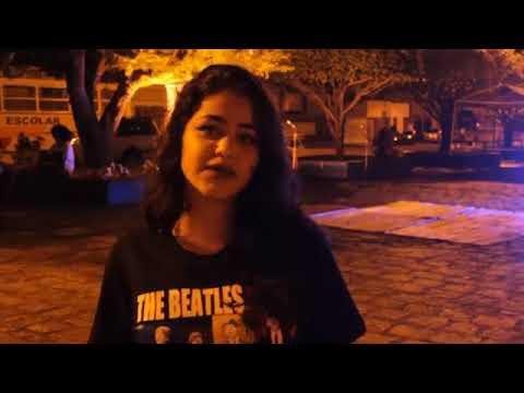 Estudantes de Jornalismo promovem cobertura no Sarau do Calçadão em setembro