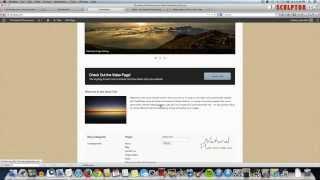 How To Make a Website with WordPress CUSTOM