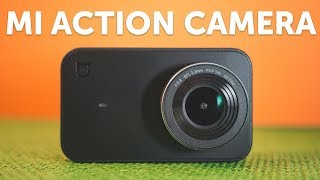 Xiaomi Mijia 4K Action Camera - обзор и отзыв, стабилизаторы и карты памяти