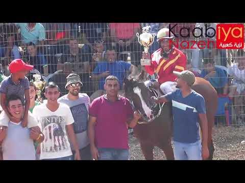 سباق الخيول العربية الاصيله ميدان قانا الجليل كفركنا جميع الاشواط 31/7/2015
