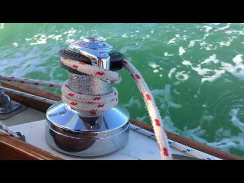 S/V SeaSprite Sails to the Keys!