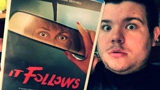 It Follows SteelBook - Blu-ray Unboxing - Horror - David Robert Mitchell / Maika Monroe