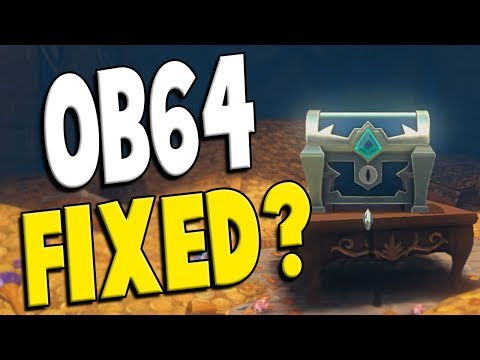 OB64 UPDATE #6: IS IT GETTING BETTER?   Paladins Review