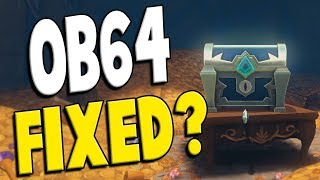 OB64 UPDATE #6: IS IT GETTING BETTER? | Paladins Review