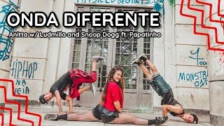 Baixar ONDA DIFERENTE-Anitta w/ Ludmilla and Snoop Dogg ft. Papatinho | Dani Berti