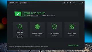IObit Malware Fighter 3.4 Pro Key