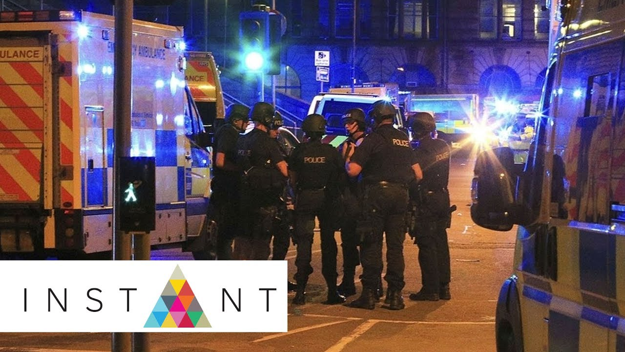Inside The Ariana Grande Manchester Concert Explosion Celeb Reactions Instant News Instant