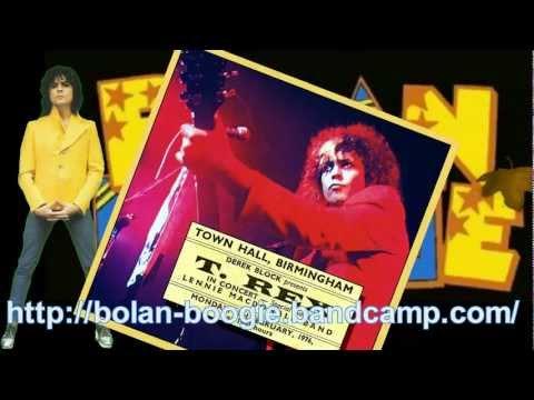 Bolan Boogie T.Rex Digital Albums