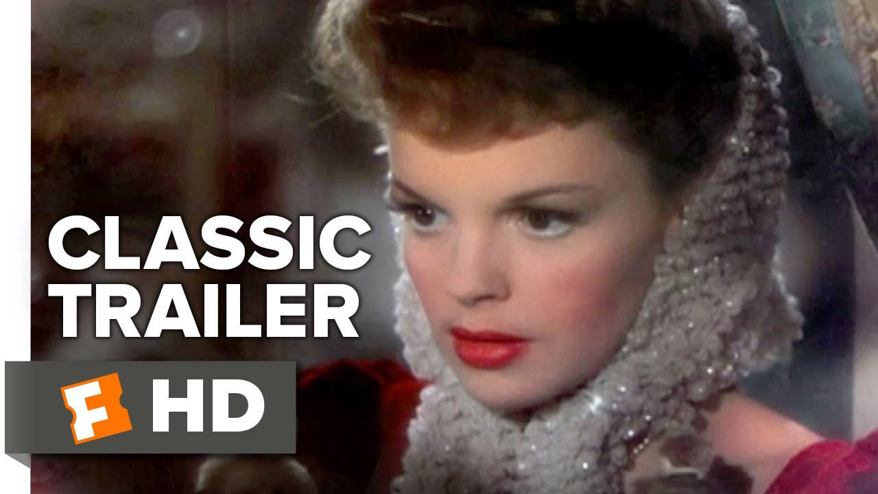 Meet Me In St Louis 1944 Official Trailer Judy Garland Margaret O Brien Movie Hd