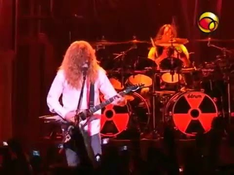Megadeth - Dialectic Chaos + This Day We Fight Live