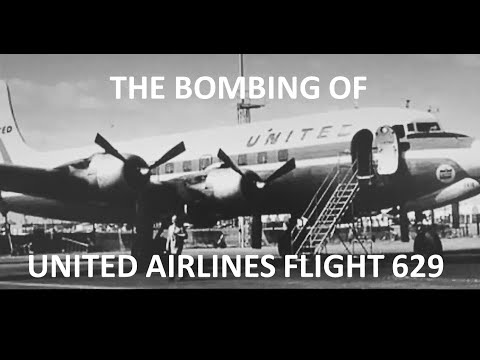 Historical Facts About the Denver D.A.'s Office: The Bombing of United Airlines Flight 629