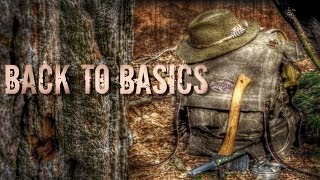 Back To Basics- Tinder Bundle & Ferro Rod