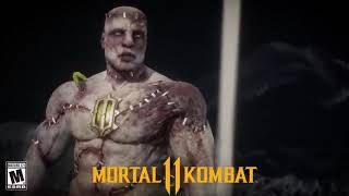 *NEW* First in-game Look at Frankenstein Geras Skin! - Mortal Kombat 11
