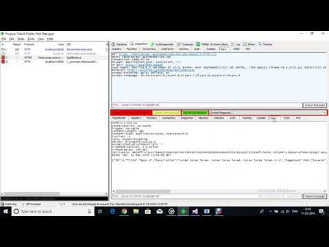 How To Use Fiddler Tool For Debugging