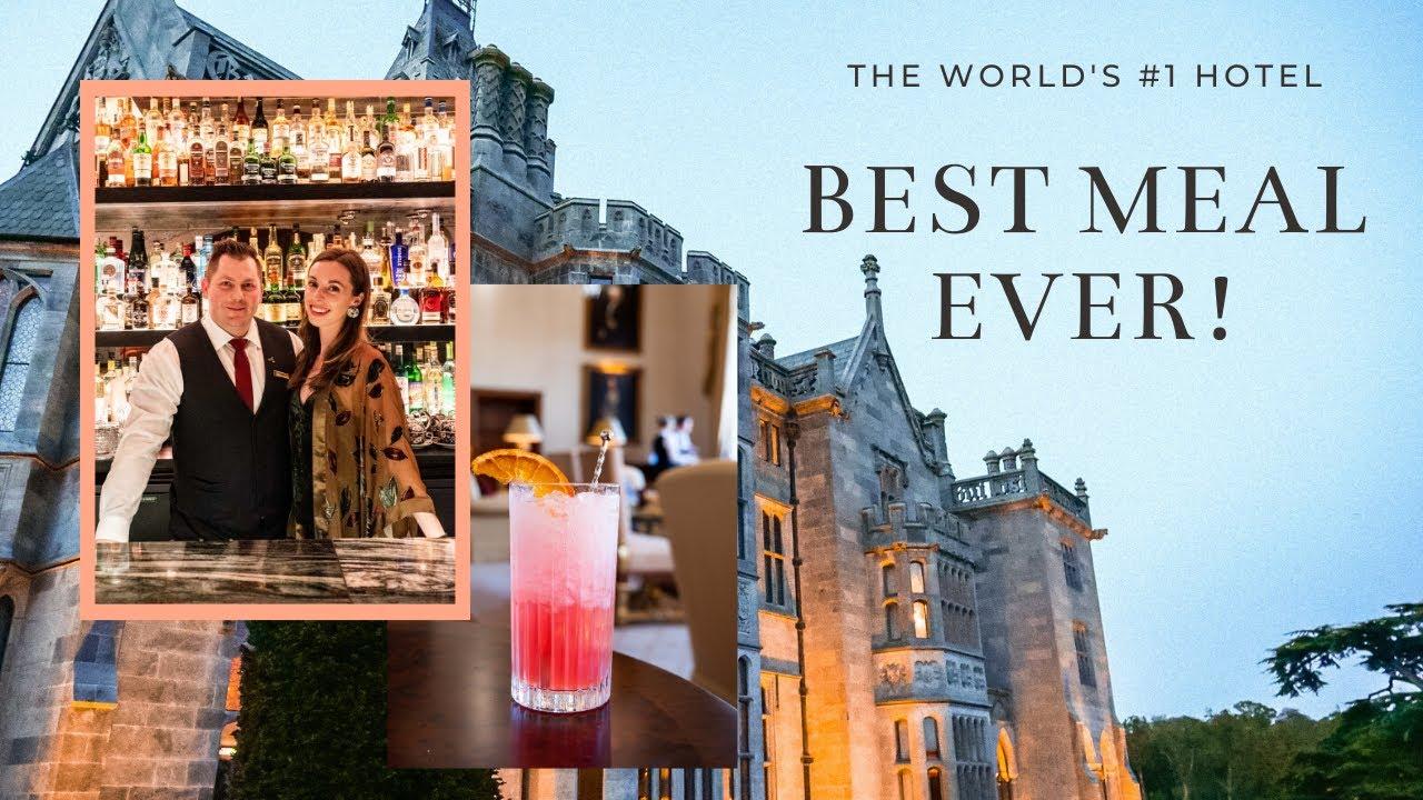 Amazing dining at the world's #1 hotel | Ireland's Adare Manor