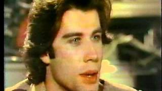 HBO John Travolta interview 1978