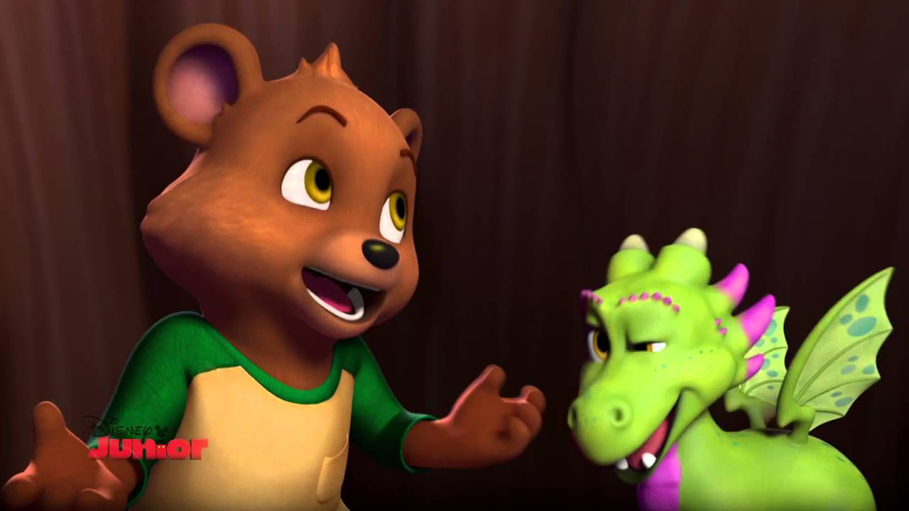 Goldie and Bear - Skippy and Bear | Official Disney Junior