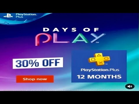 PS PLUS JUNE 2020 Official Teaser | Days of Play 2020