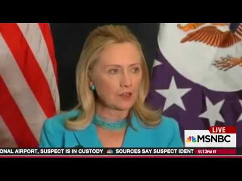 Putin Hates Clinton Because She Called Him Out For Election Rigging In 2011