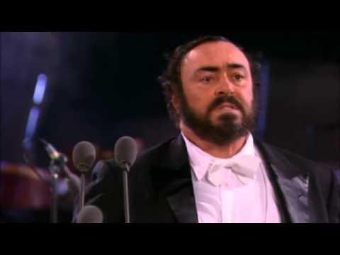Salute Petra - 27 - Nessun Dorma (Turandot) - Luciano Pavarotti