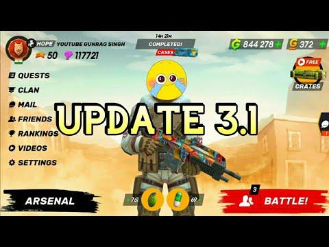 GUNS OF BOOM NEW UPDATE 3.1🤔🤔