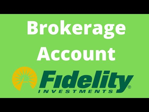 how-to-open-a-fidelity-brokerage-account