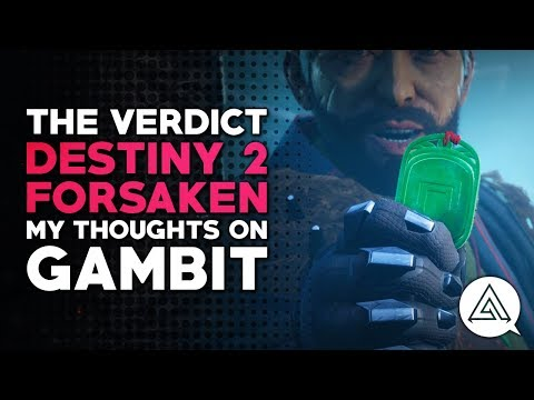 The Verdict: My Thoughts on Destiny 2 Gambit