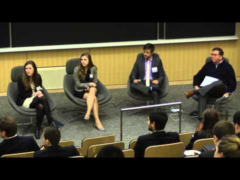 """""""Social Impact Investing"""" at the Collegiate Alternative Investments Summit"""