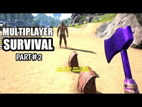 Top 7 Multiplayer Survival Games Android & IOS 2019