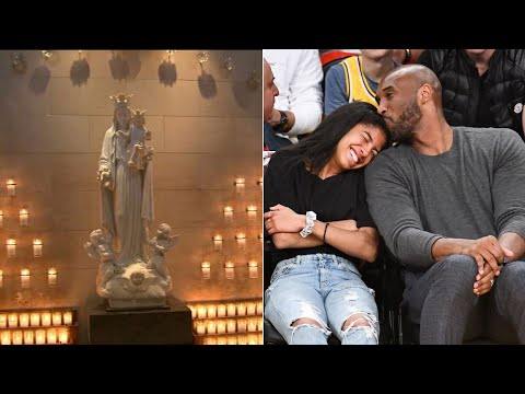 Kobe Bryant and his daughter attended OC church, took communion before fatal flight | ABC7
