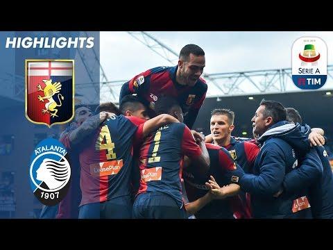 Genoa 3-1 Atalanta | Piatek Scores again in Comfortable Win | Serie A
